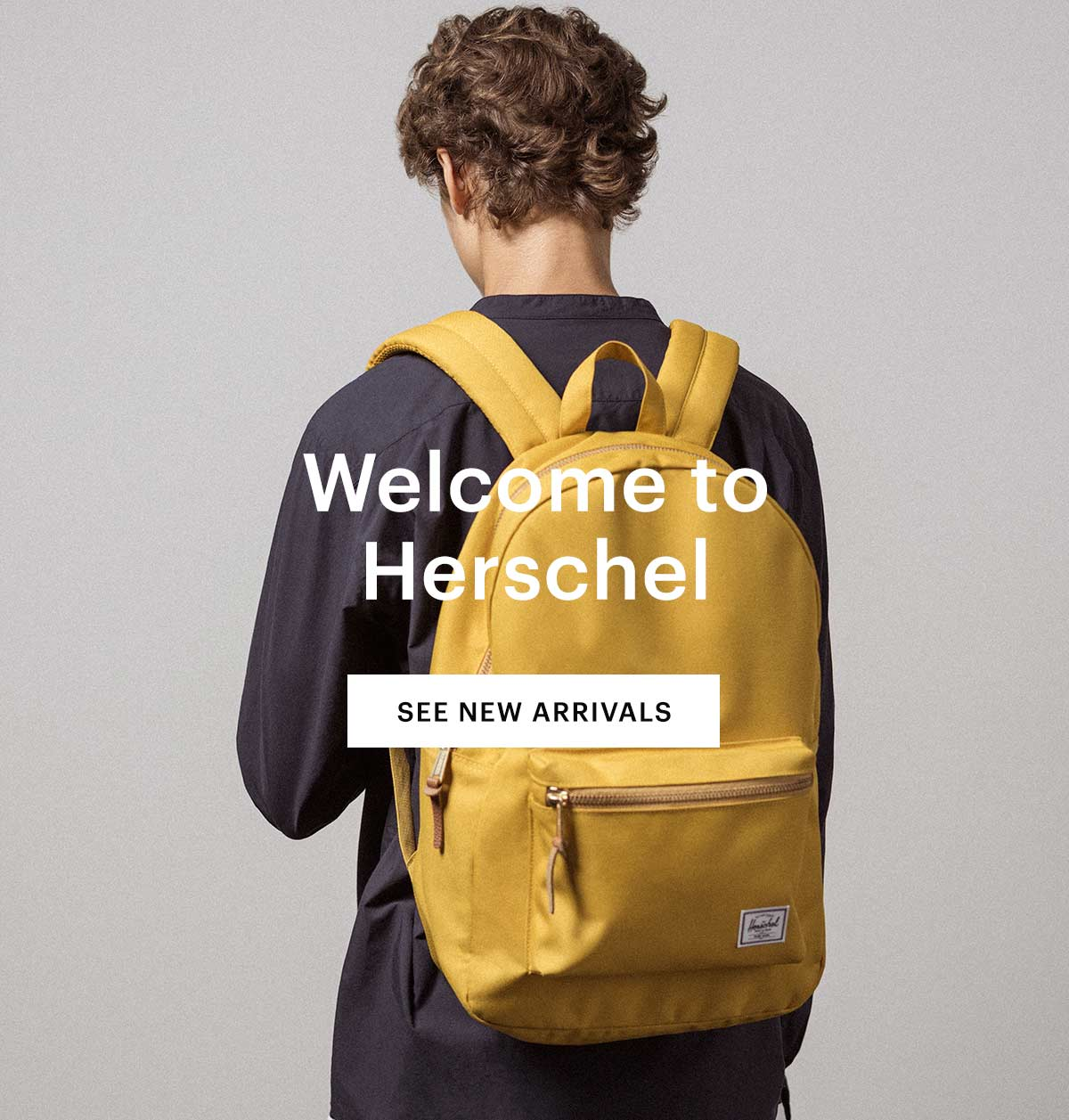 Welcome to Herschel. Enjoy your stay.