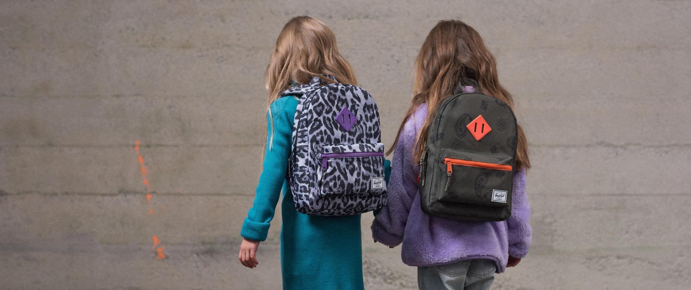 Kids Backpacks Duffle Bags And Jackets Herschel Supply Company Tas Wanita Hand Bag Ssf0686