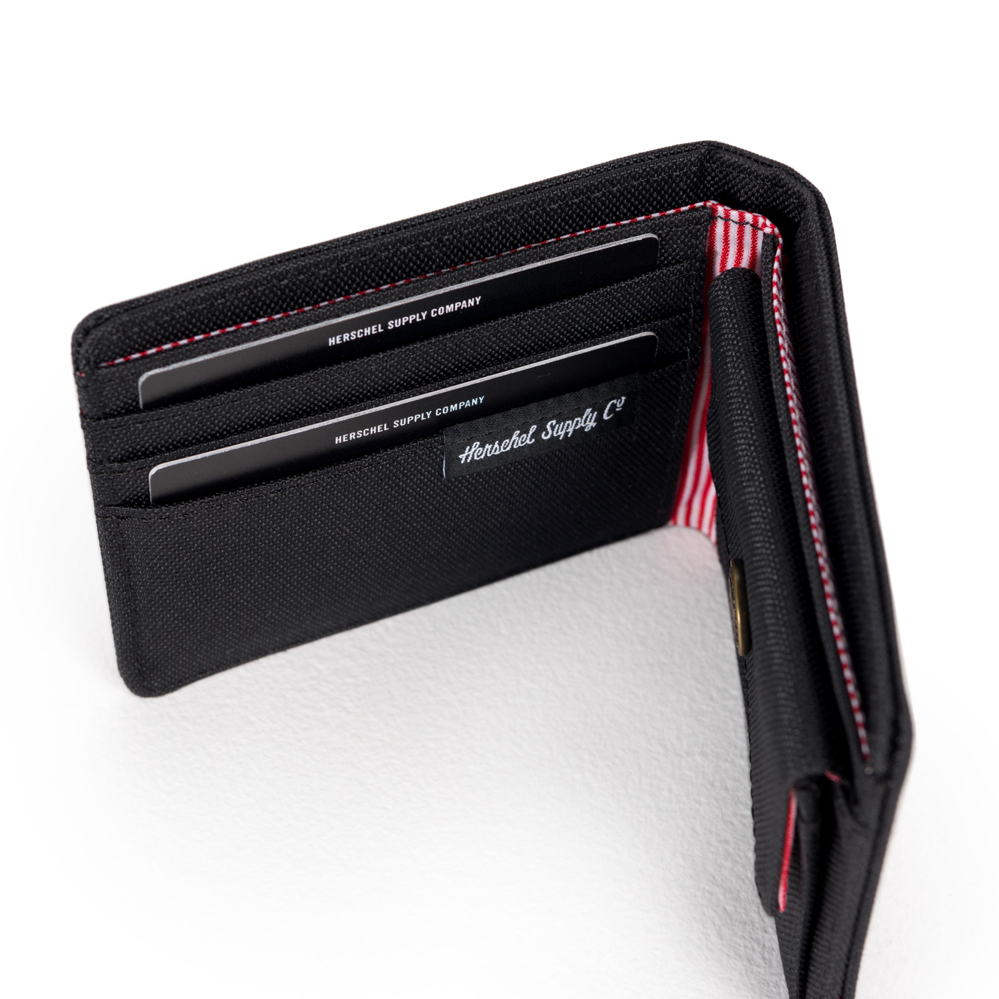 Herschel Supply Co mens Roy Rfid Wallet Wallet