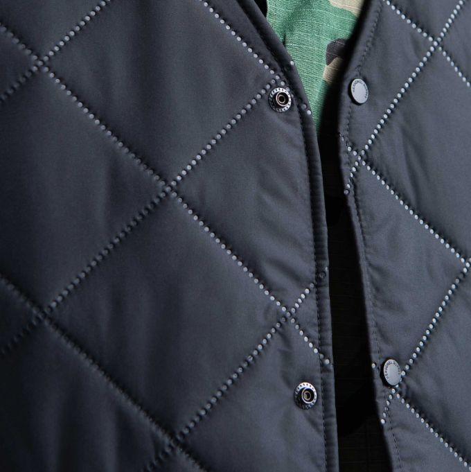 62ee1c5e9 Sonic Quilt Vest Mens | Herschel Supply Company