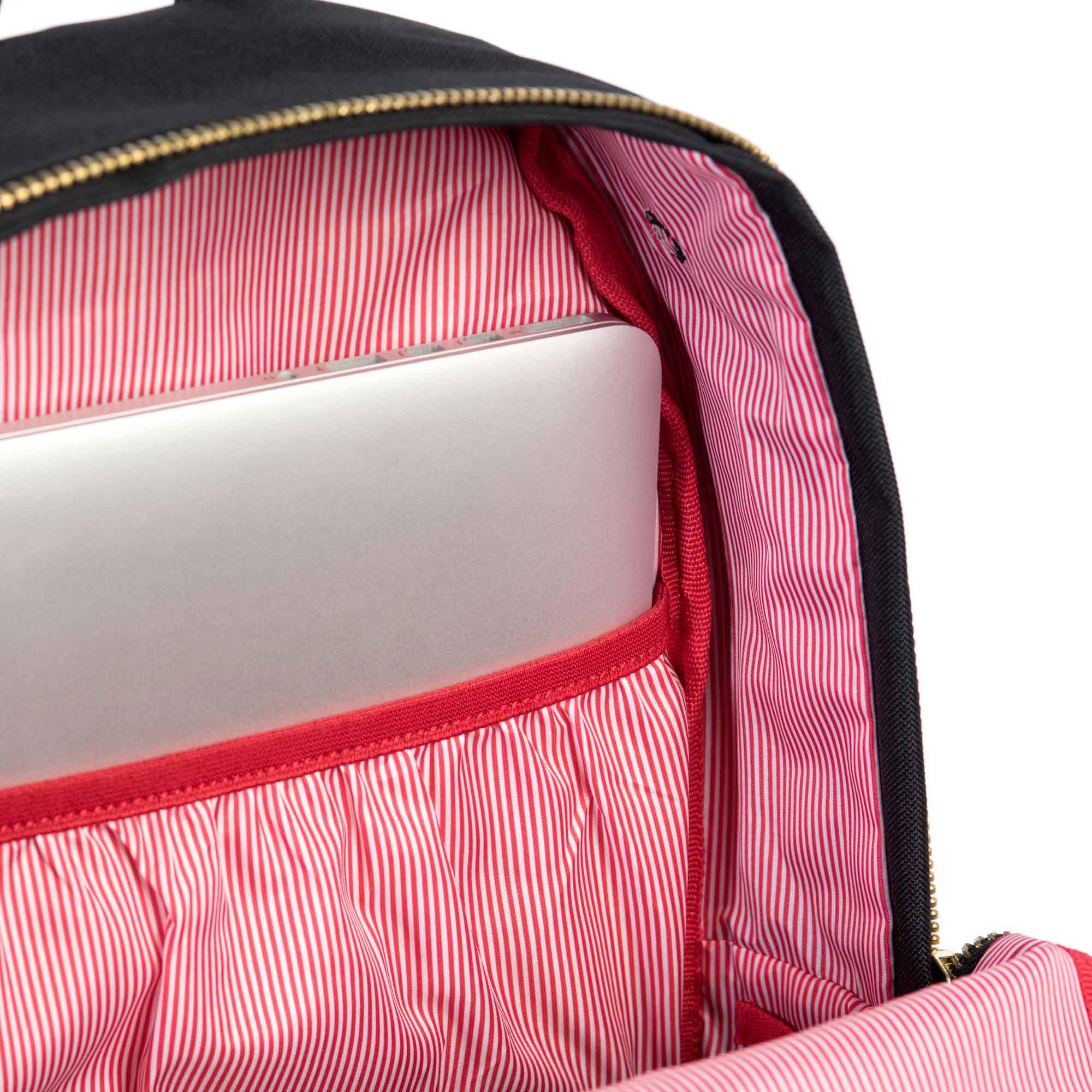 Herschel - Backpacks - Settlement - Twilight Black - Overload 2a4d343f3cf0a