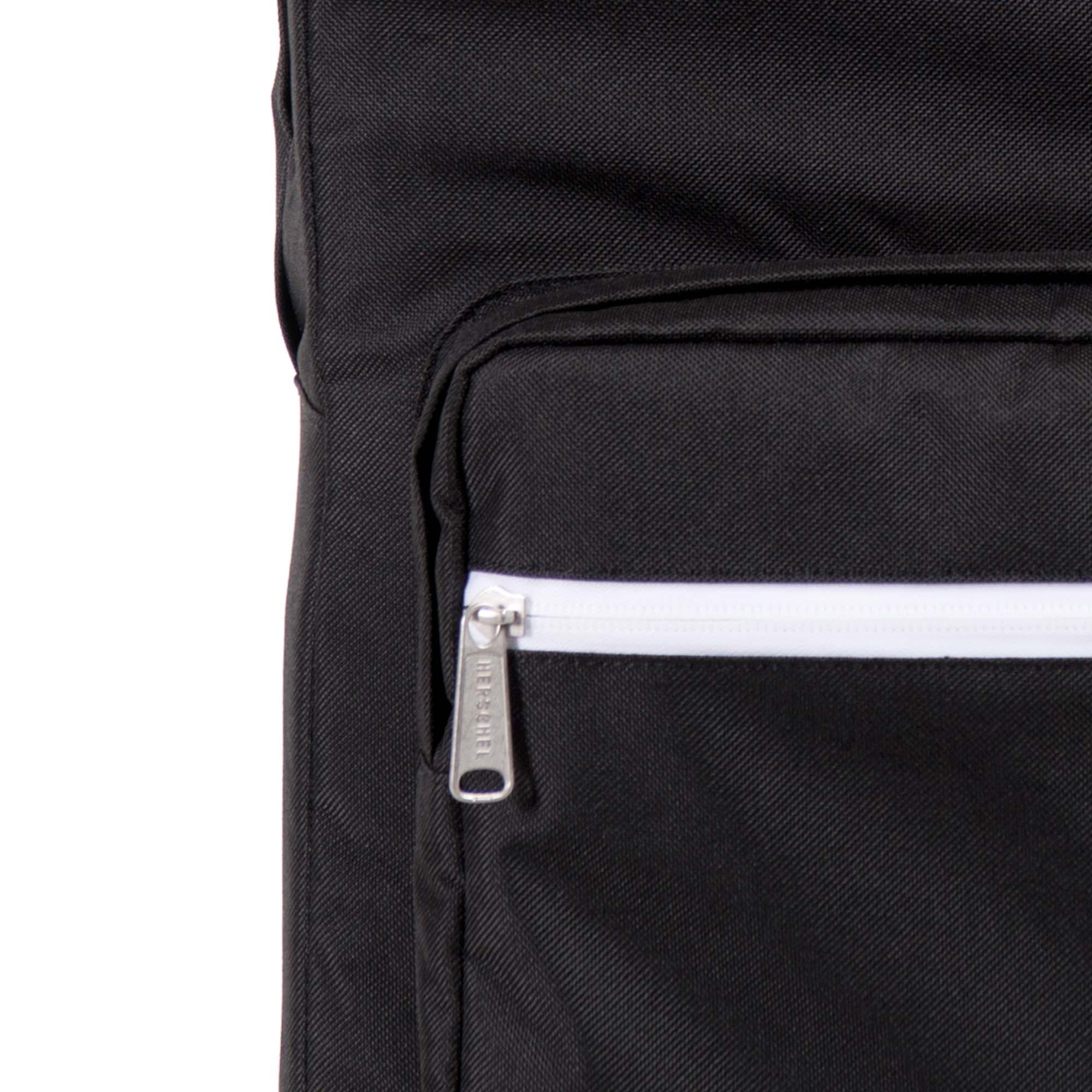 Herschel - Backpacks - Pop Quiz - Black - Overload 67db739a36c9e