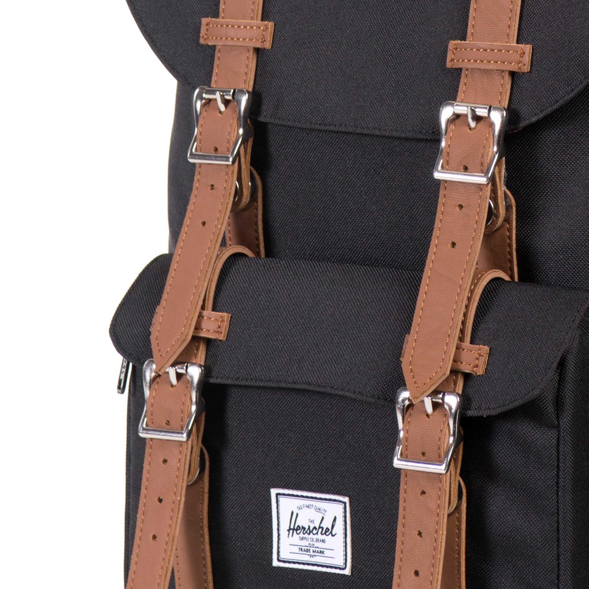 Herschel - Backpack - Little America - Eclipse Crosshatch - Overload cc2824019a024