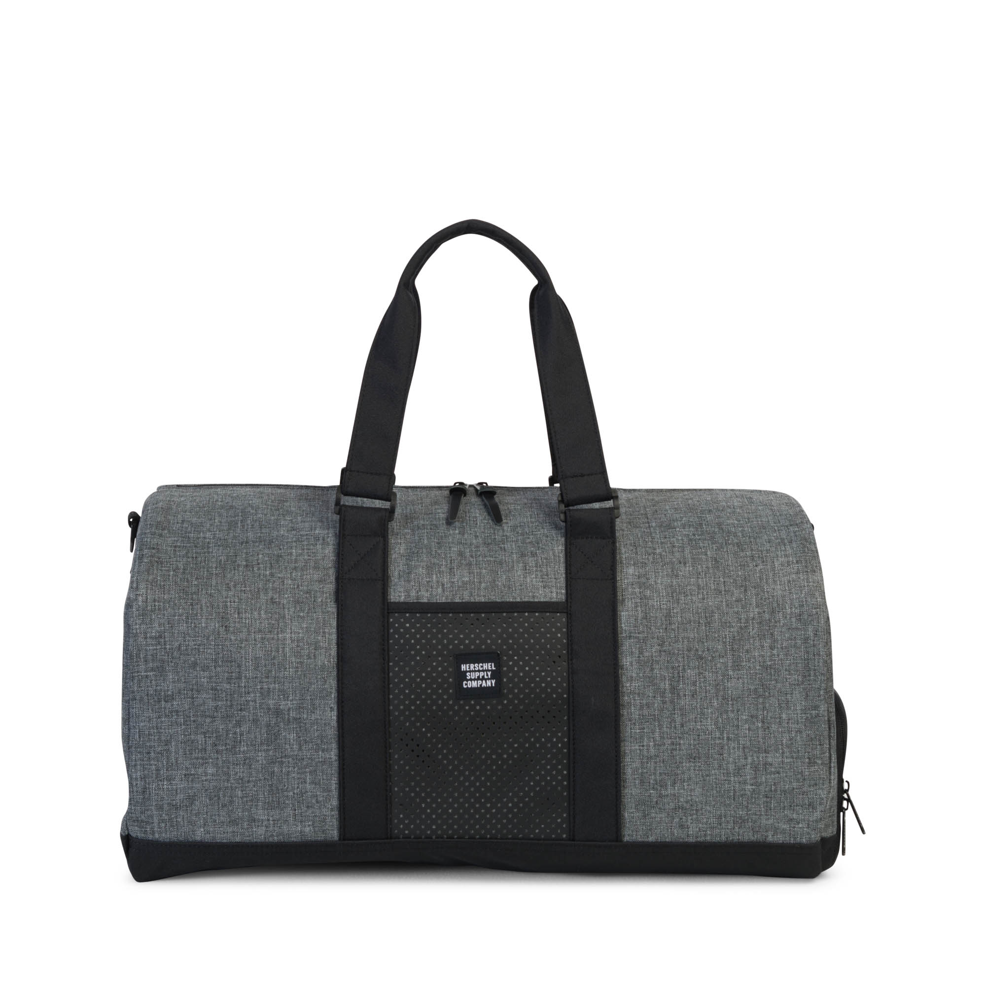 Herschel Travel Duffle Dark Shadow/Black Synthetic Leather taille unique 0IhU1FH