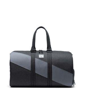 Herschel Novel 42.5L Duffle Black//Black Synthetic Leather