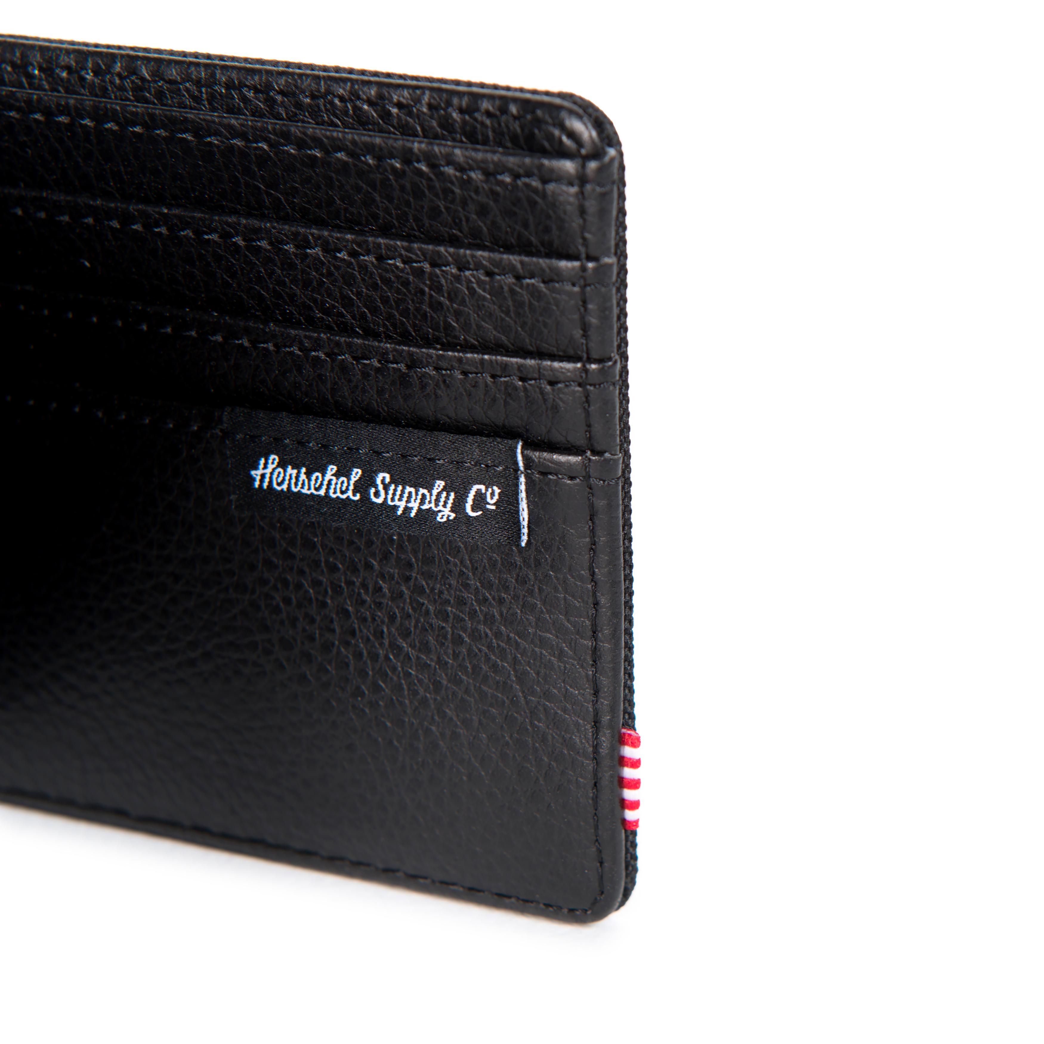 af88c639cbab Premium leather interior  Multiple card slots ...