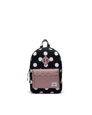 Little Kids//Big Kids Herschel Supply Co Ballad Blue Pastel Crosshatch//Candy Pink//Dusted Peri One Size Kids Girls Heritage XL Backpack