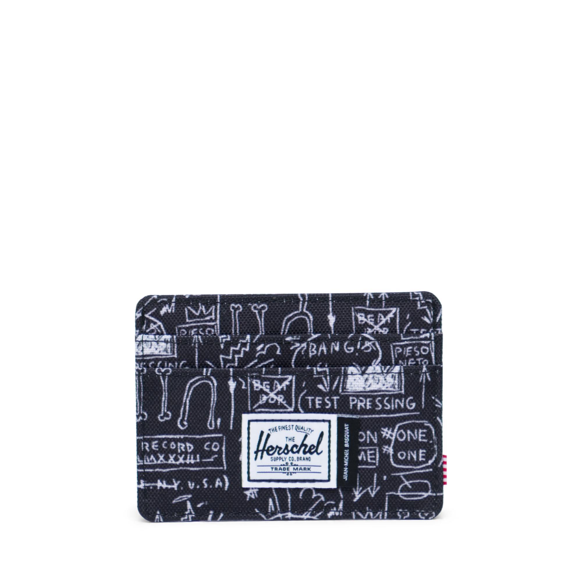 Charlie Wallet | Basquiat by Herschel Supply Co.