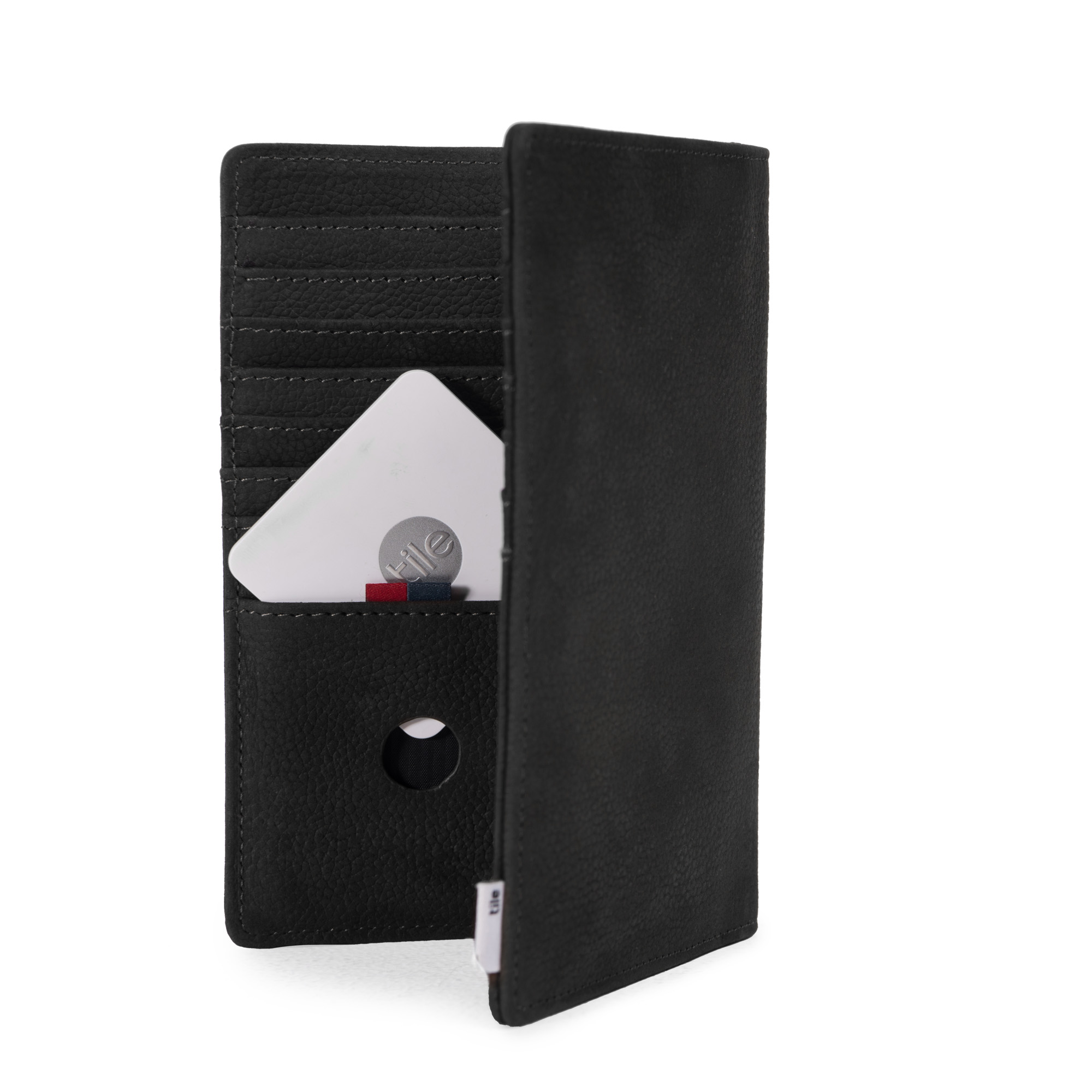 Equipped With The Tile Slim In A Custom Sleeve Search Leather Pport Holder Is Designed To Keep Your Travel Doents Organized And Accessible