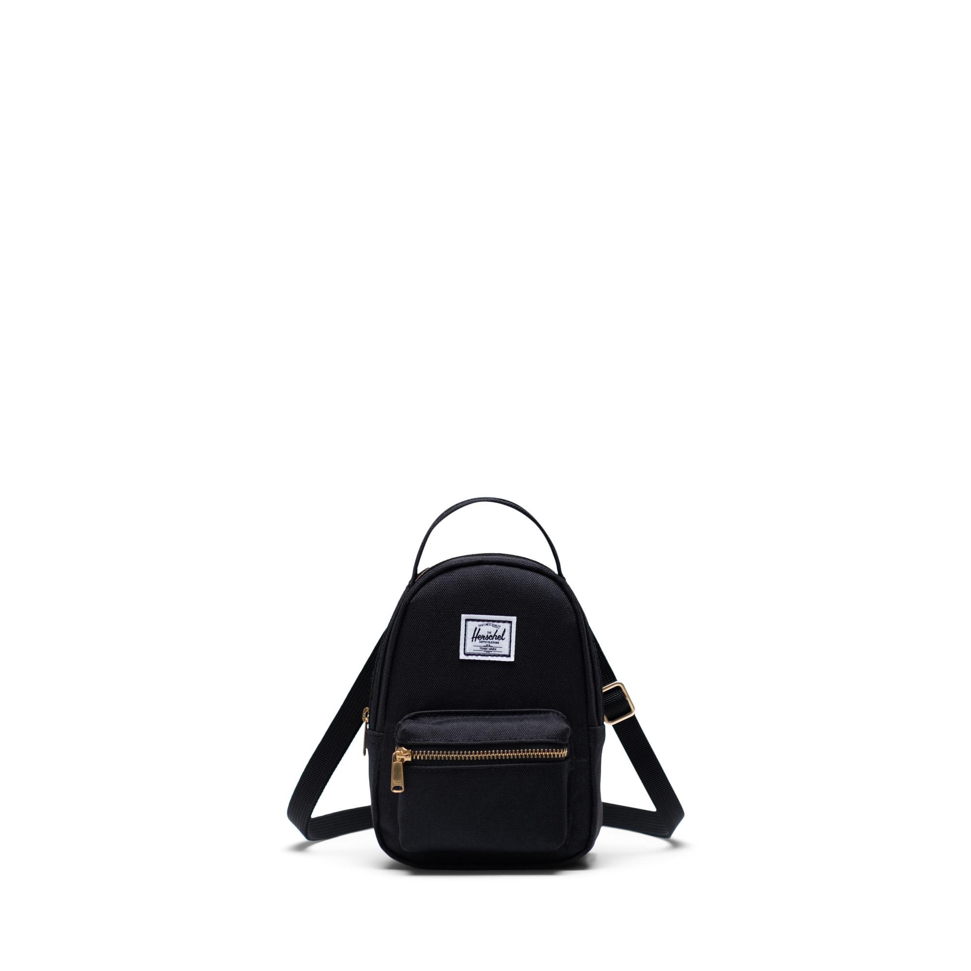 Small shoulder bag Black shoulder bag Men leather accessories Tiny zipper bag Tiny messenger bag Crossbody bag UTAH small black leather bag