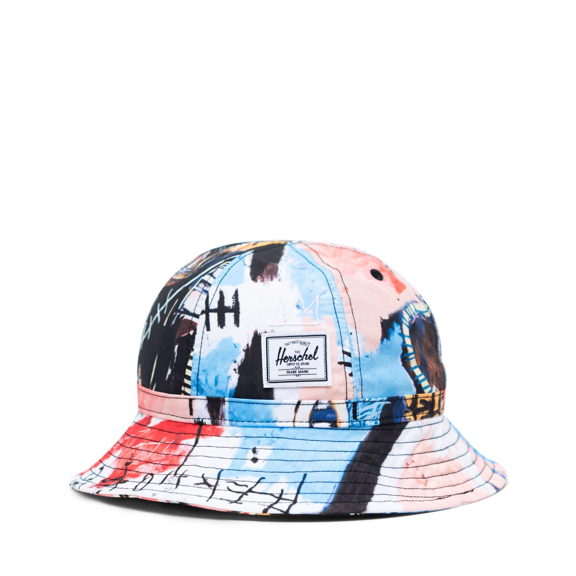 30e6573d4076 Cooperman Bucket Hat Basquiat   Herschel Supply Company
