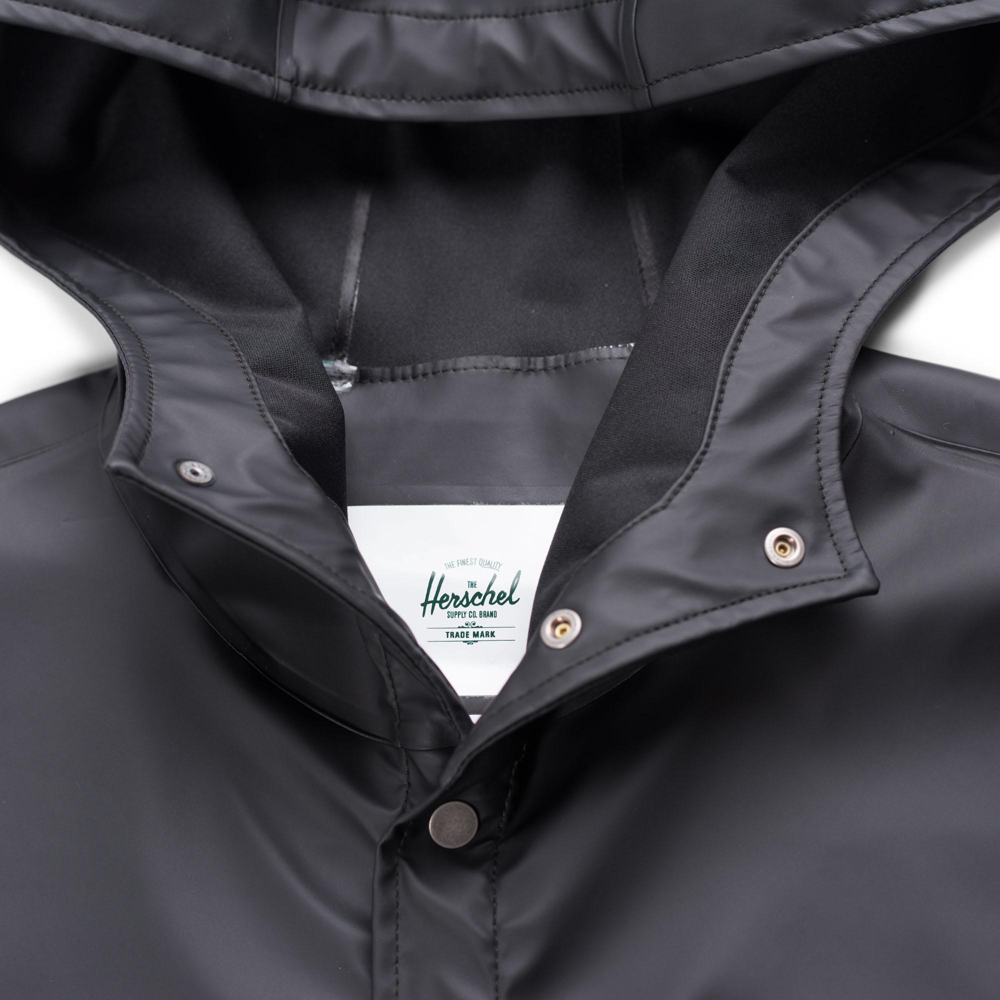 Rainwear Hooded Coach Jacket Mens Herschel Supply Company