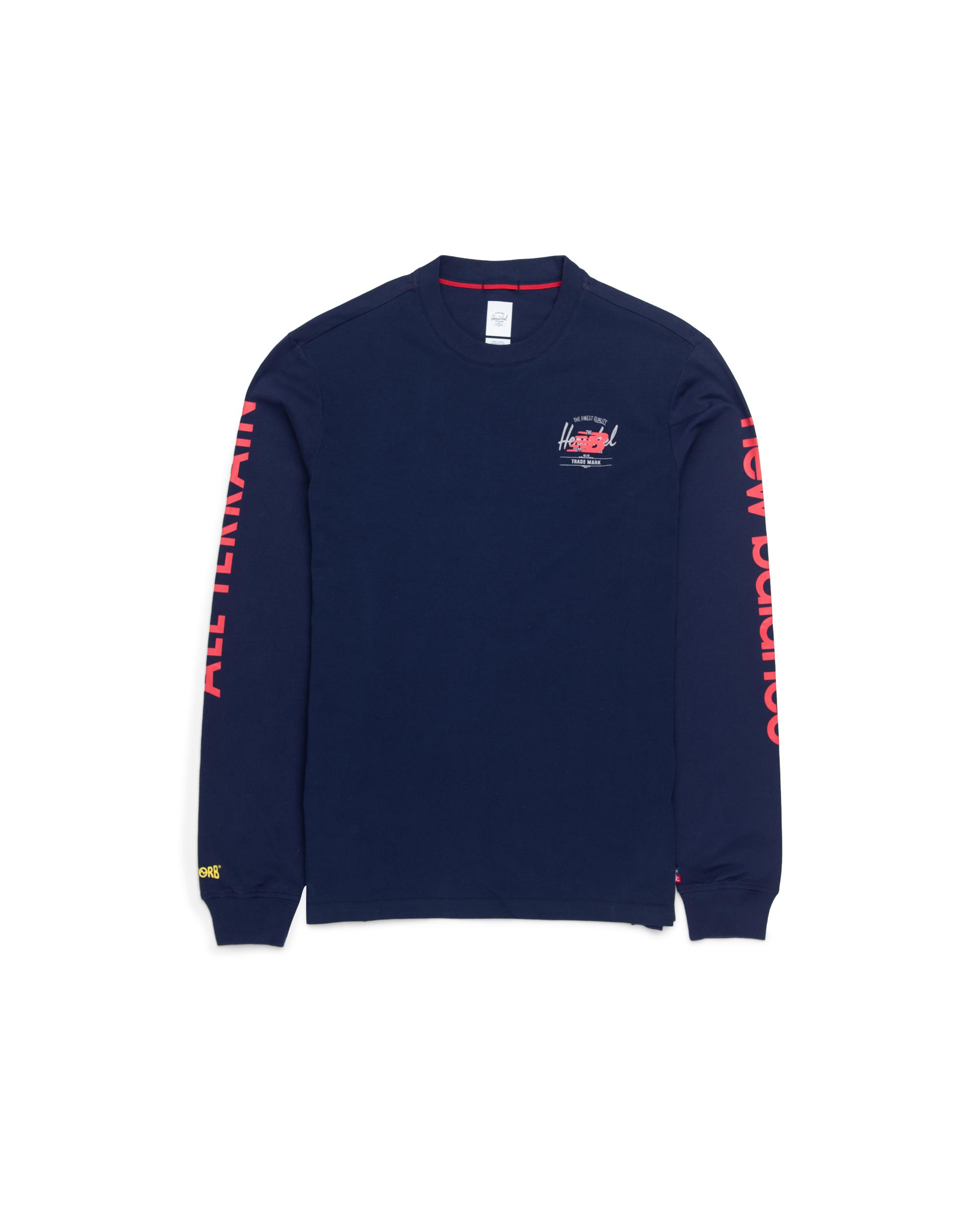 New Balance Long Sleeve Tee | Mens by Herschel Supply Co.