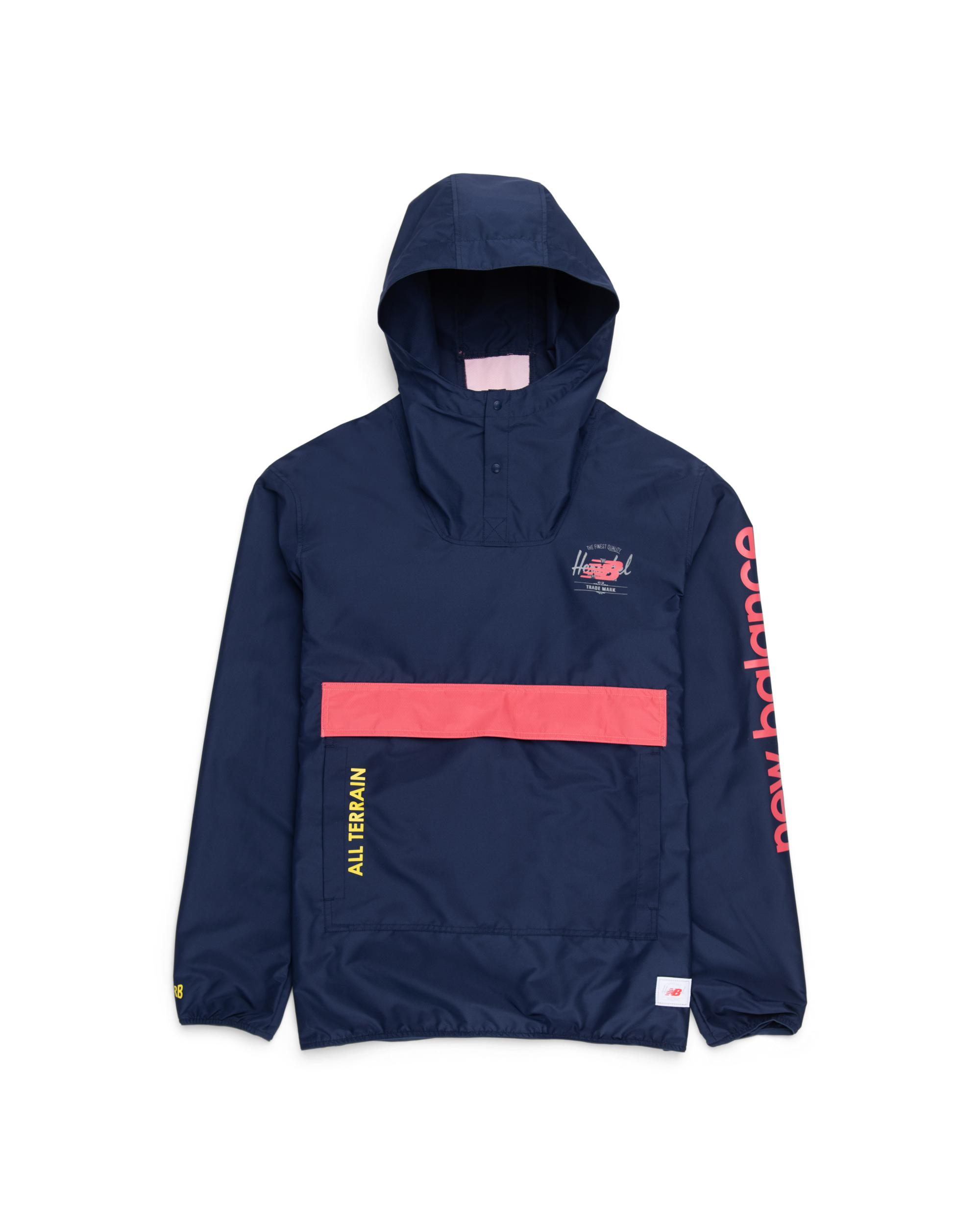 Hip Pack Anorak Mens | New Balance by Herschel Supply Co.